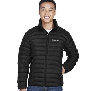 MARMOT Black Tullus Down Quilted Jacket XL